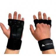 Haltérophilie poignet Wraps Gym Entraînement Sangle Support Workout crossfit noir MRX